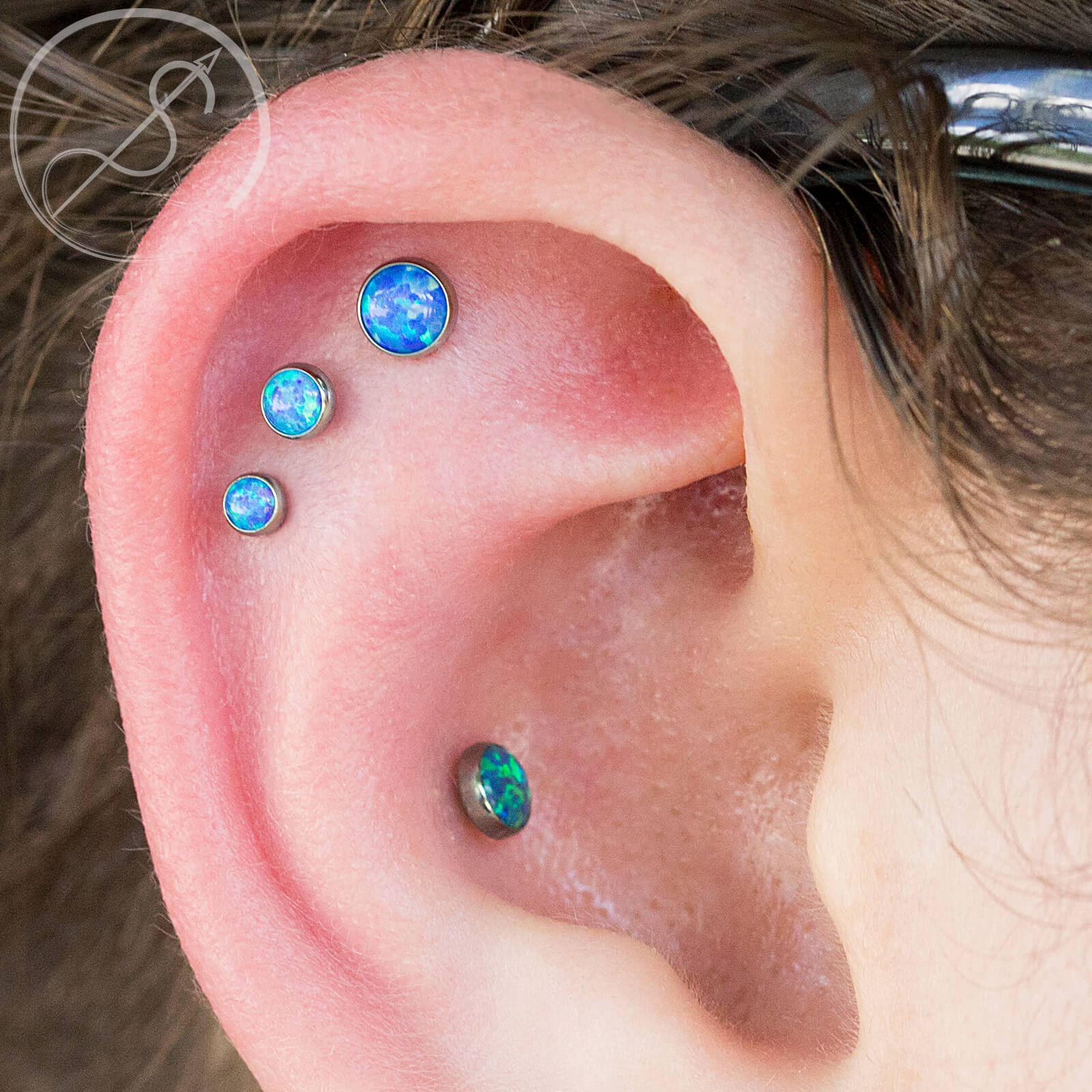 Owner Christina Blossey Piercing Experience