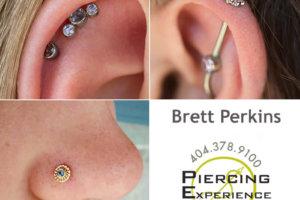 Guest Piercer Brett Perkins: 11/8-11/20
